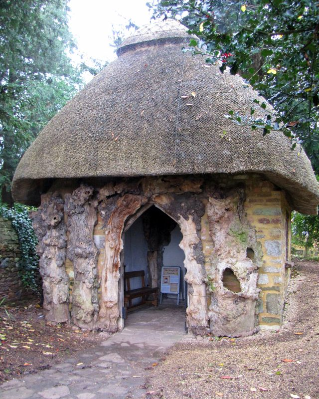Jenner's Temple of Vaccinia